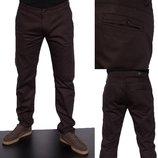 Качественные Модные мужские котоновые брюки 29-36 размер Турция