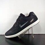 Черные спортивные кроссовки Sayota. Кеды легкие, для бега и тренировок.