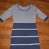 Платье полосатое OKAY 38 раз.
