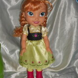 кукла принцесса Анна серия Холодное Сердце Disney Princess Jakks Pacific Сша оригинал нюанс