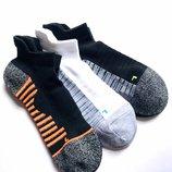 Комплект 3 пары. Мужские спортивные короткие беговые носки, Primark, 41-45