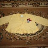 Болеро с минни маус Disney 12-18 міс 86 см