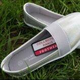 Нарядные балетки- туфельки для девочек 3 цвета