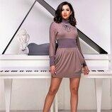 Платье трикотажное. Распродажная позиция