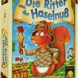 отличная настольная игра Die Ritter von der Haselnuss Simba Toys Германия оригинал