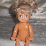 отличная маленькая куколка из Швейцарии 11,5 см