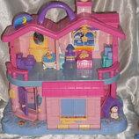 шикарная интерактивная игрушка Дом моей мечты Kiddieland Англия оригинал