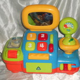 шикарная интерактивная игрушка Моя первая касса ELCАнглия оригинал