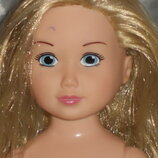 шарнирная кукла Джолина-Балерина Jolina Ballerina Zapf Creation Германия оригинал клеймо 34 см