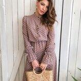 Нарядное платье «Валенсия» 42 - 46