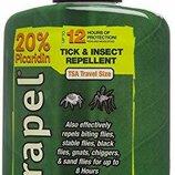 Репеллент natrapel 100мл спрей защита от комаров, клещей, оводов, насекомых