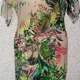 Красивое платье от бренда Ana Alcazar Оригинал