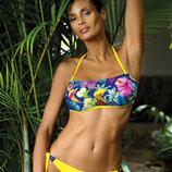 раздельный купальник бандо топ плавки Shakira Marko