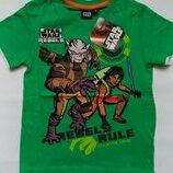 Детская футболка Звездные войны для мальчиков Дисней