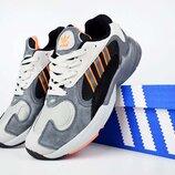 Кроссовки мужские Adidas Yung gray