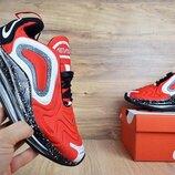 Кроссовки мужские Nike Air Max 720 red