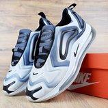Кроссовки мужские Nike Air Max 720 gray/white