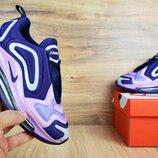 Кроссовки женские Nike Air Max 720 purple