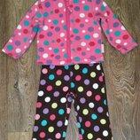 на 1-2 годика, Mothercare флисовая кофта и штанишки
