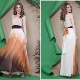 Новинка Классное платье в пол , размер 42- 46