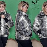 Новинка Классная куртка - деми, размеры 48- 54