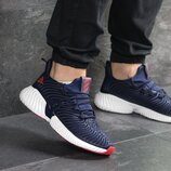 Кроссовки мужские Adidas Alphabounce Instinct dark blue