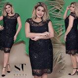 Новиночки Классное платье, размеры 50- 56
