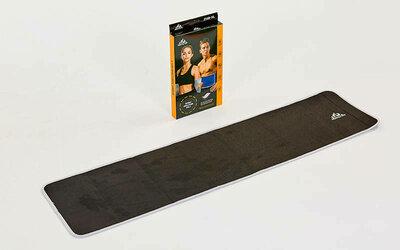 Пояс для похудения с быстрым нагревом из серебряного волокна 2148 размер M-XL