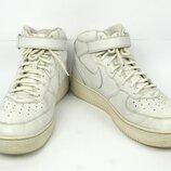 Кроссовки кожаные Nike Air Force КР 410 49 49,5 размер
