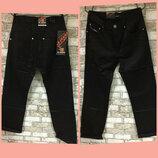 Брюки,джинсы Новые мужские черные с отливом средне- высокий рост, сезон весна лето р 28-36 прямые