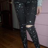Суперские джинсы Zara ,разм.XS,в идеале