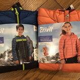 ультро легкая курточка для девочки и мальчика Crivit