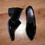 Шикарные женские туфли Vagabond, брендовые, 38 р-р
