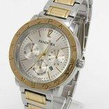 Наручные часы Pandora Пандора, трендовая модель комбинированые