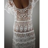 Платье пляжное Кружева