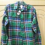 Новая рубашка GAP размер Хс и Хл