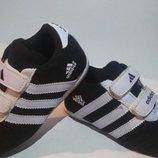 Детские кроссовки adidas Замша