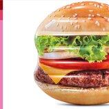 Надувной матрас 58780 Гамбургер 145х142см