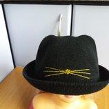 Шляпка с ушками Кошечка 8-12 лет George