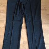 Next штаны черные классика размер 34 L