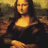 Картина по номерам. Brushme Мона Лиза G241