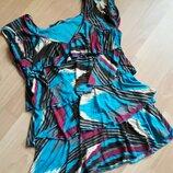 Необычная летняя блуза, кофточка р. М
