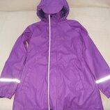 Продам в новом состоянии,фирменную X-Mail,прорезиненную на флисе куртку,плащ, 10-12 лет.