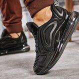 Бесплатная доставка. Топ качество. Кроссовки Nike Air 720 черные KS 961