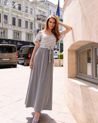 Женское летнее длинное платье макси в пол свободное женские летние длинные свободные платья пышные