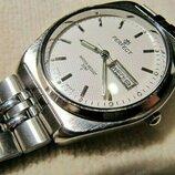 Часы Perfect мужские, кварцевые, новые, 2002 года выпуска