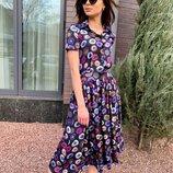 Нежное красивое платье «Монако» две расцветки