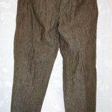 Женские брюки Brax р.40, лён