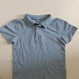Фирменная футболка поло тенниска 5-6 лет