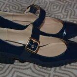 Новые женские туфли New Look 23.5 см 37 размер Англия